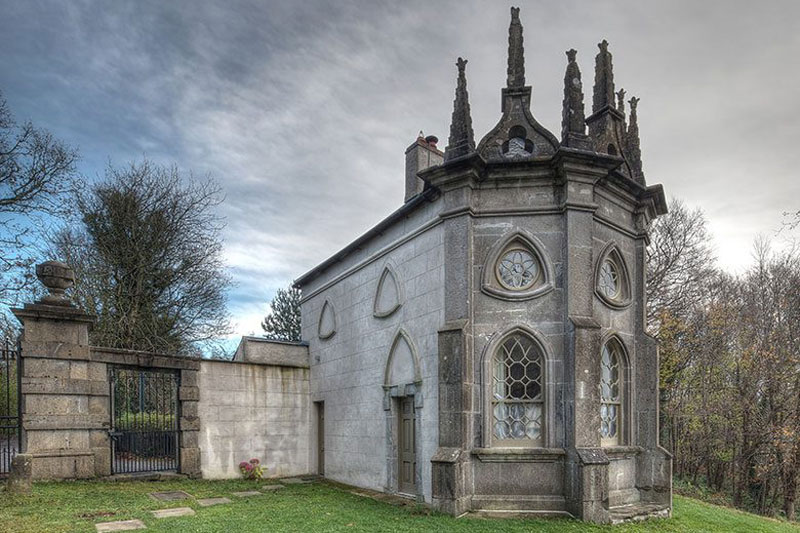 Batty Langley Lodge, Leixlip, Co. Kildare