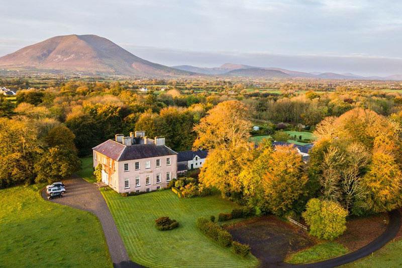 Enniscoe House, Ballina, Co. Mayo