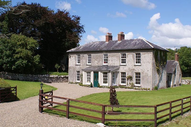 Inchiquin House, Corofin, Co. Clare
