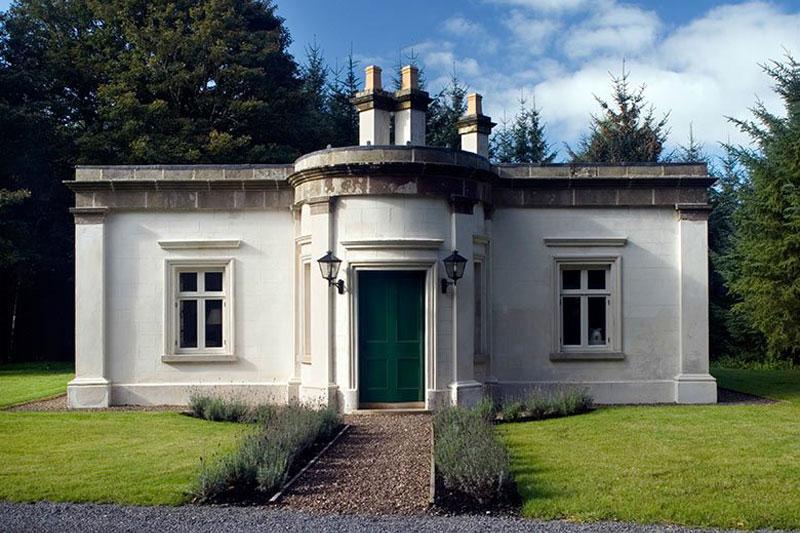 Triumphal Arch Lodge, Colebrooke, Co. Fermanagh