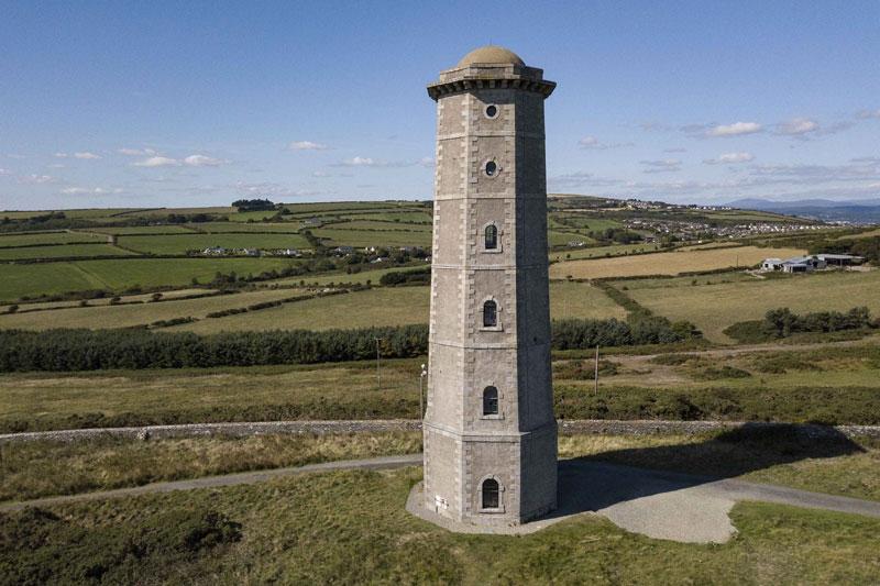 Wicklow Head Lighthouse, Dunbur Head, Co. Wicklow